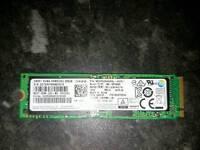 Samsung SM951 NVMe 256GB