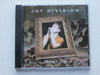 Joy Division - Remains (Single CD)