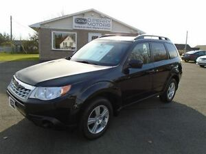2013 Subaru Forester 2.5X Convenience Package AWD