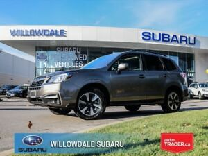 2018 Subaru Forester 2.5i Limited, NAV,Leather