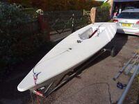 Sailing Dinghy Laser 1