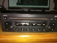 Clarion PU-2471A(J) CD Car Stereo