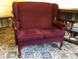 Two Seater Settee / Sofa