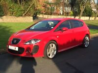 Seat Leon. 69,000 mileage. body kit! HPI Clear!, not Audi, golf