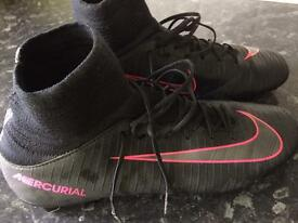 Nike mercurial sock football boots 5 1/2