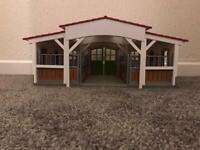 Horse stables and more
