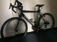 Cannondale caadx shimano 105 entry level road bike must see bargain