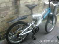 Mountain Bike 5-7 Years Excellent Condition
