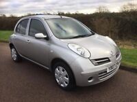 2007 Nissan Micra 1.2 Automatic 5 dr - Low Mileage