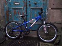 Carrera Blast Boys 20 inch wheel Mountain Bike