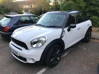 Mini Countryman Cooper S -Full leather interior