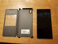 Sony Xperia Z5 - excellent condition, includes official case