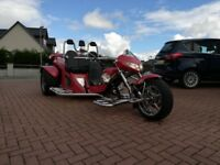Boom Mustang Family Trike 2012