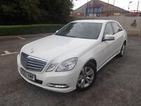 Mercedes-Benz E Class E220 Cdi Blueefficiency Ss SE Saloon Auto Diesel 0% FINANCE AVAILABLE