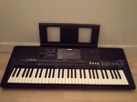 Yamaha PSRE453 Electronic Keyboard Black