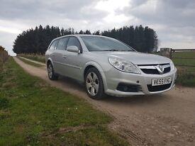 Vauxhall vectra elite 1.9 auto diesel