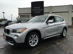 2012 BMW X1 28i | POWER SEAT | PANORMAIC SUNROOF | XENON