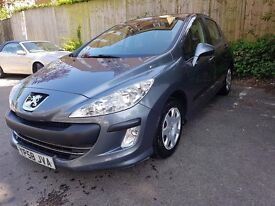 A PERFECT EXAMPLE OF A PEUGEOT 308 HDI