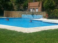 Spanish home holiday with swimming pool
