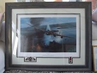 Lancaster Dambusters Limited Edition Print