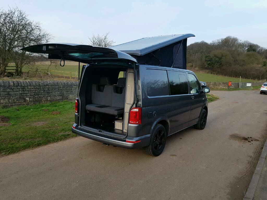 VW T6 SWB HIGHLINE 140PS TAILGATE
