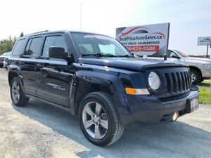 2015 Jeep Patriot HIGH ALTITUDE! 4X4!! CERTIFIED!