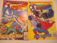 various Marvel comic books - Spider-Man