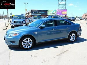 2010 Ford Taurus SEL ALLOYS-HEATED SEATS