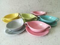 1950's Tableware Bowls