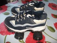 Trainer Style Size 1 Roller Skates