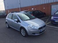 2006 Fiat Grande Punto 1,2 litre 5dr 8 months mot