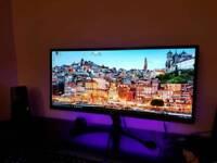 LG 29um68 widescreen gaming monitor
