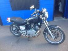 YAMAHA XV 750 VIRAGO 1982 WRECK OR RESTORE St Agnes Tea Tree Gully Area Preview