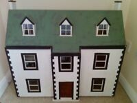 Beautiful handmade dollhouse