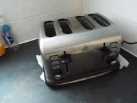 Second hand Russell Hobbs Toaster. SOLD