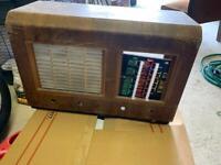Vintage radio - Regentone model u22