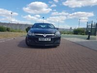 Vauxhall Astra 1.8 i Exclusiv Black Twin Top 2dr