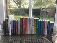 Danielle Steel collection and other books