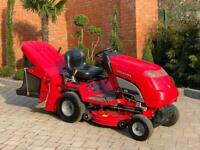 """Countax C330 Ride on mower - 30"""" deck - lawnmower - Westwood / John Deere / Stiga"""