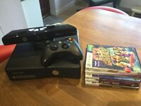 X Box 360 Kinect - as new