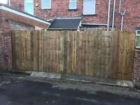 Jm Fencing and gardening services