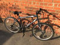 """Apollo Outrider 18"""" Frame Mountain Bike. Serviced. Free Lock, Lights & Local Delivery."""