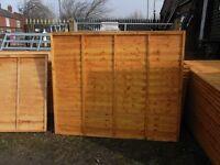 Fence panel 6'x5'