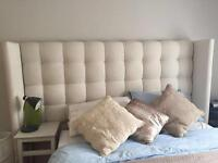 REDUCED* Super King size headboard - Excellent condition REDUCED*