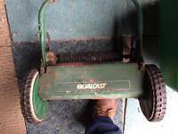 Qualcast rotary mower