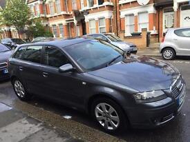 Audi A3 Se Tdi Auto 2004, grey, diesel, 2.0, mot+insurance