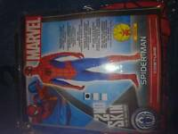 Adult spiderman costume size medium