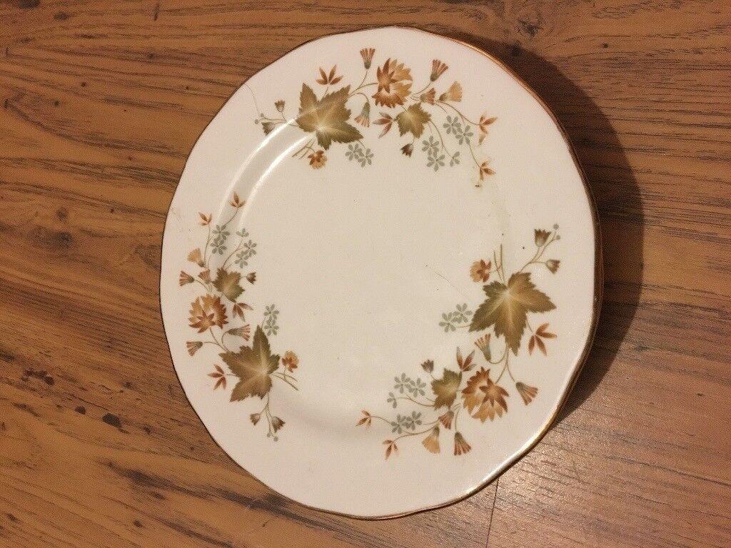 Set of 6 side plates