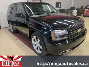 2006 Chevrolet TrailBlazer SS Low Km AWD 395 HP Black Beast