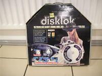 disclok steering wheel lock